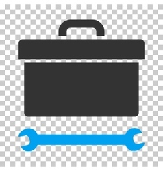 Toolbox Icon vector image