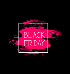 Black friday label big shopping promotion sale vector