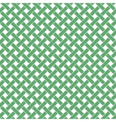 Diagonal wicker seamless pattern vector