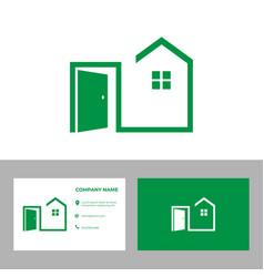elegant letter nd logo design concept vector image