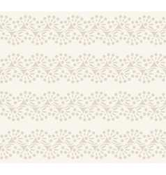 cute straight lace vector image