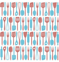 kitchen stuff vector image