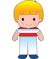 Poppy Austria Boy vector
