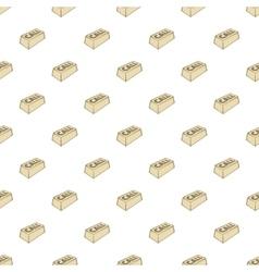 Call button pattern cartoon style vector