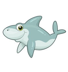Sharky vector image vector image