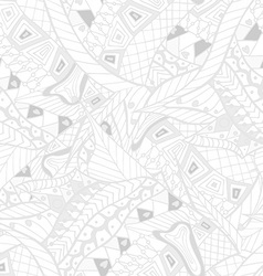 abstract hand-drawn pattern vector image