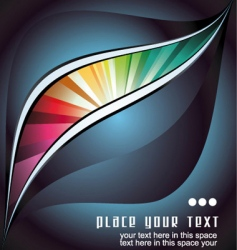 abstract backgrounds for flyers vector image vector image
