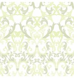 Damask Baroque Pattern vector