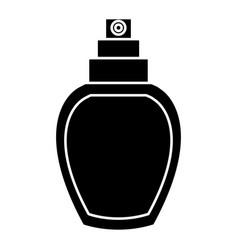 fragrance bottle isolated vector image