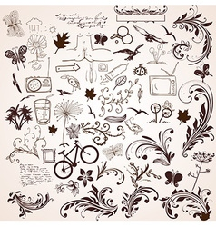 Hand Drawn Sketches vector