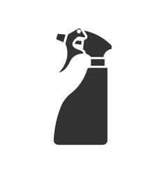 Sprayer icon design template isolated vector