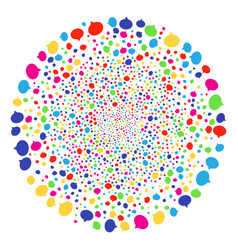 Hint burst sphere vector