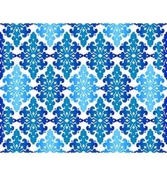 Antique ottoman turkish pattern design fourty vector image