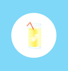 lemonade icon sign symbol vector image