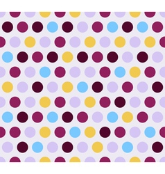 abstract colorful seamless pattern vector image vector image
