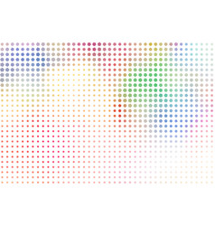 Decorative and shapes pixel style generative vector