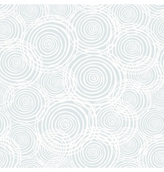 Soft seamless helix pattern Winter colection vector image