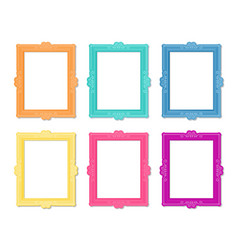 Template frame vector