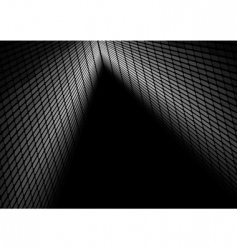 abstract background grayscale equalizer vector image vector image