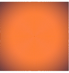 Colorful background with radiating circles ripple vector