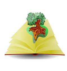 environmental education vector image vector image