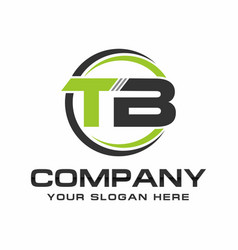 tb initial vector image
