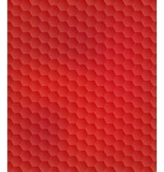 Abstract Colorful Seamless Hexagon Background vector image