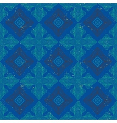 chic royal linear pattern with texture vector image