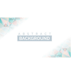 clean background vector image