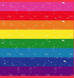 Pride flag lgbt grunge wallpaper vector