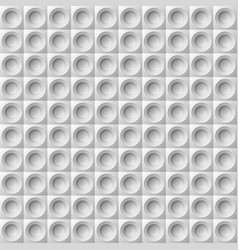 white abstract texture seamless pattern vector image
