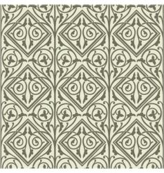 vine pattern vector image