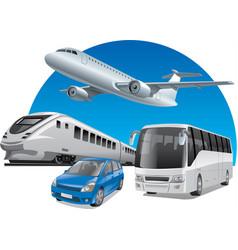 Transport for travel vector