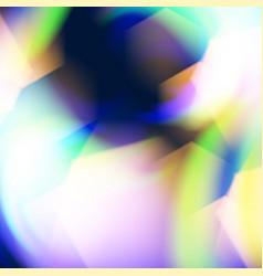 Blue polygonal consist of hexagonal elements vector