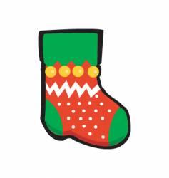 sock vector image