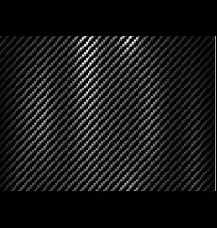 Carbon kevlar fiber pattern texture background vector