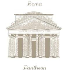Panteon vector