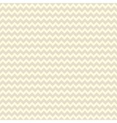 Seamless geometric zig zag chevron pattern vector
