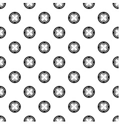 Sight pattern seamless vector