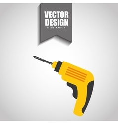 construction icon design vector image