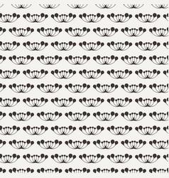 seamless luxury art deco twigs vector image