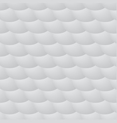 abstract white pattern backgroundwhite wave vector image vector image
