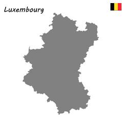 Map province belgium vector
