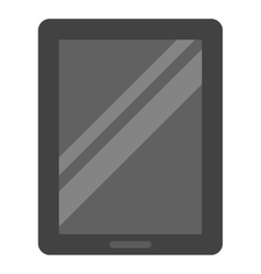 Graphics tablet vector image
