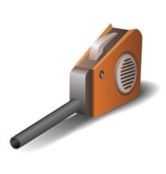 Leaf blower vector