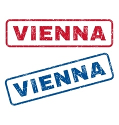 Vienna Rubber Stamps vector