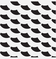 abstract black and white texture background white vector image