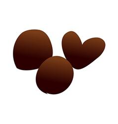 A chocolate vector