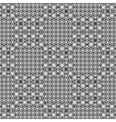 Design seamless square pattern vector image