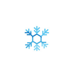 Snowflakes ilustration vector